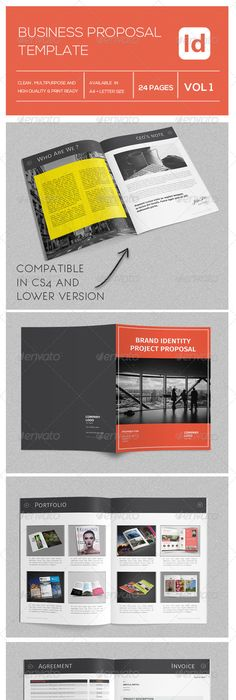 Proposal Template Ii  Proposal Templates Proposals And Template
