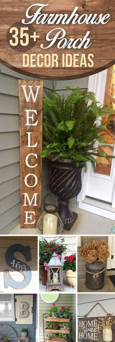 How To Hang Decor On Siding Naked Porch And Front Porches