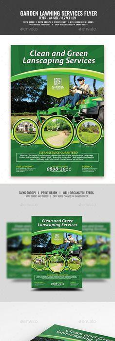 landscaping brochure ideas