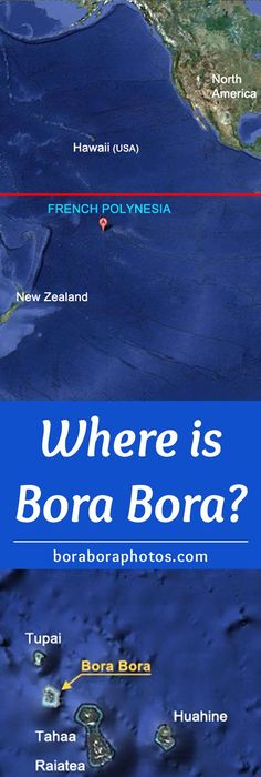 French Polynesia | French polynesia, Bora bora french polynesia and ...