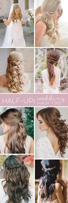 Wedding hair ideas you can do yourself weddings prom and prom hair top 20 down wedding hairstyles for long hair solutioingenieria Images