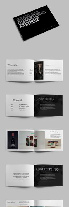 The Company Brochure Brochure Template Brochures And Template