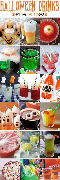 Healthy Halloween Food Ideas Healthy halloween, Halloween foods - halloween party food ideas for kids