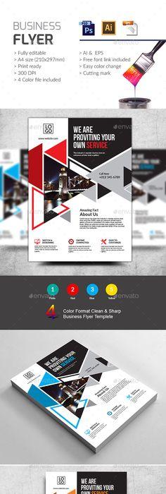 Creative Business Flyer Template Business Flyer Templates