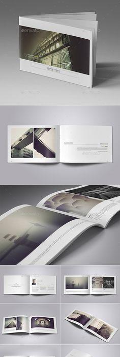 Estate Brochure Free Indesign Template Educate Pinterest