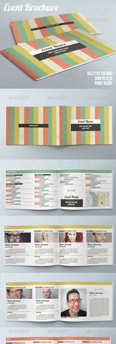 Conference Brochure Template Speaker One Sheet Template Edgy Jtw