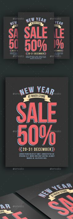 Christmas Sale Flyer Template Ai Psd Xmas Ads Promotion Flyer