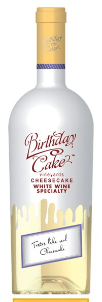 This Birthday CakeFlavored Wine is Your New Excuse to Drink Even