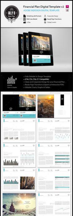 X Digital Publishing Templates Bundle V  Templates