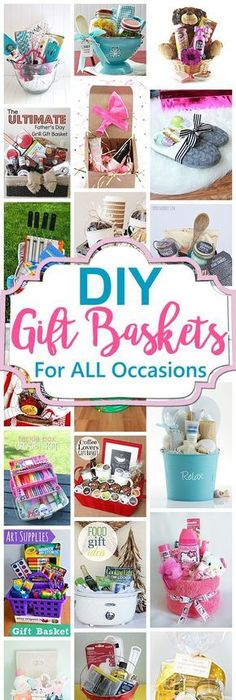 Do it yourself gift basket ideas for all occasions easy gift and do it yourself gift basket ideas for any and all occasions solutioingenieria Choice Image