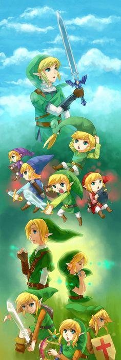 Twinrova Ice The Legend Of Zelda Pinterest Nintendo