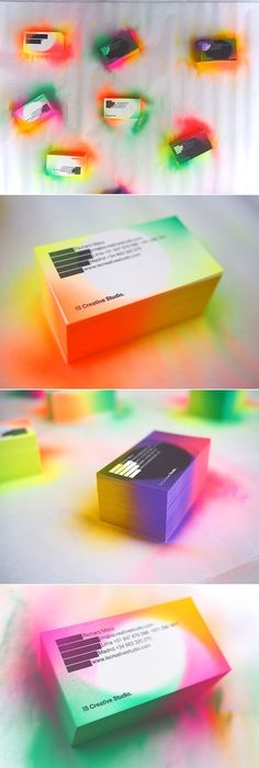 Tarjetas de visita do it yourself business cards spray painting is creative studio business cards 4rd edition solutioingenieria Gallery