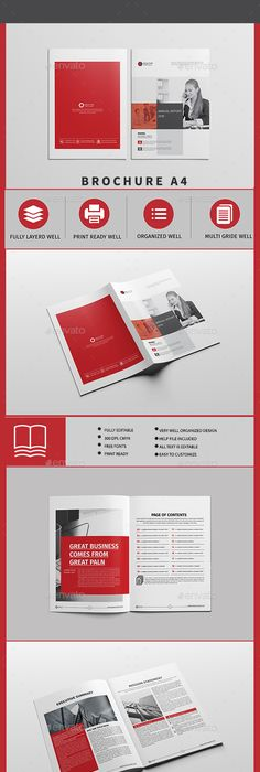 Automotive Brochure Brochures Brochure Template And Template
