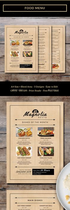 Cooking Class Flyer  Flyer Template Logos And Brochures