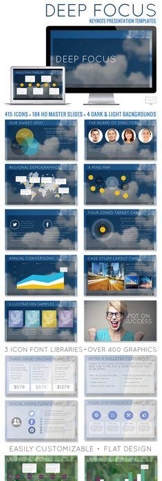 Degree Marketing Keynote Template  Keynote Presentation