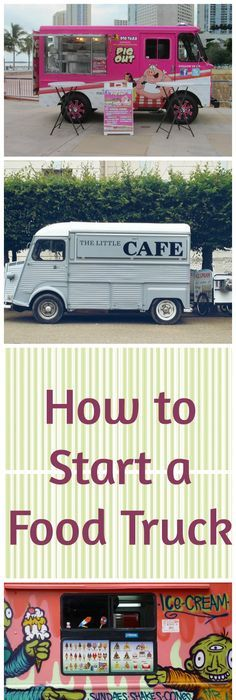 DesignYourOwn Food Truck Contest  Cool Idea For An