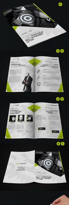 Corporate Print Designs For Inspiration  Print Collateral