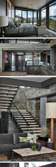 very attractive nu home design. The Perfect Modern Home  Design Architecture I m not into dark colored looks but if had a glass looking home view like that We it bright and open That s why the second house we viewed