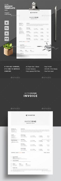 Invoice  Stationery Printing Print Templates And Template
