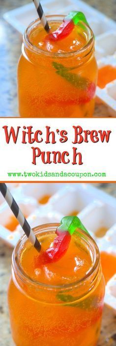 The 11 Best Halloween Drink Recipes for Kids Halloween parties - halloween drink ideas for kids