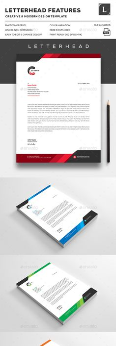 Letter Head Design  WwwGraphicviewNet  Graphic Design
