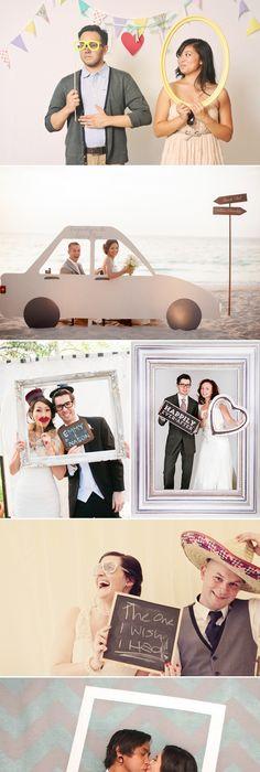 Wedding Photo Booth Ideas – Capturing Memories | Booth ideas, Photo ...
