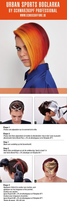 Hair Sectioning Pattern Diagram For Multi Colored Streaks Google Search Foil Color Placement