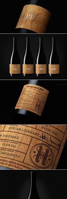 Epic U2014 The Dieline   Branding U0026 Packaging   Created Via Http://pinthemall