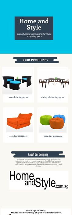 Home And Style Is One Of The Most Trusted Furniture Company In Singapore.  We Have
