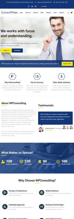 Ekko business multipurpose wordpress theme wordpress themes consult press finance consulting business wordpress theme maxwellsz