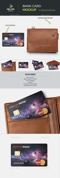 Credit card mock up mockup fonts and font logo colourmoves