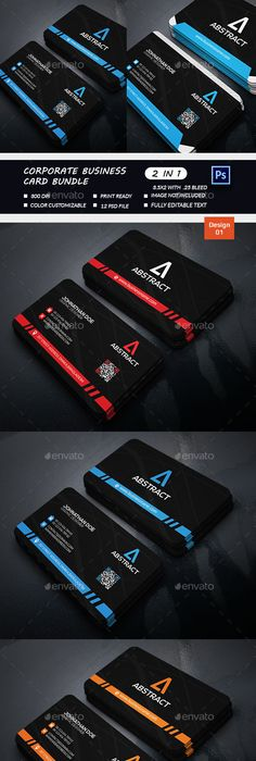 Business Card Template In Corel Draw Format For Free Download And - Buy business card template