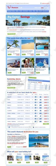Pin By BB Lead Agency On Email Design Travel  Tourism