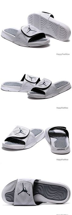 Sandals and Flip Flops 11504: Nike Air Jordan Hydro 5 Sandals Flip Flops  Mens Size