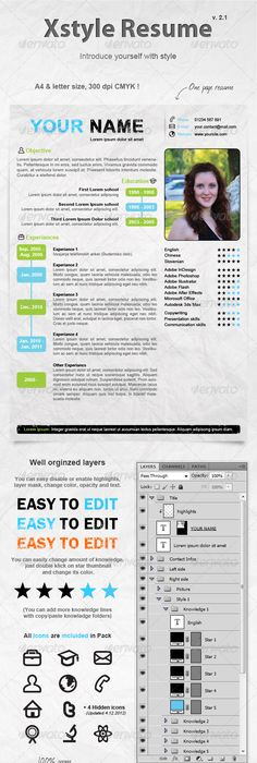 free professional resume templates download | Good to know ...
