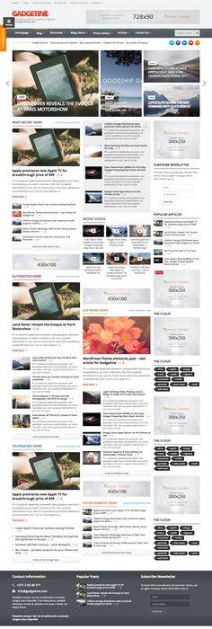 Retro Portfolio - One Page Vintage WordPress Theme | Wordpress
