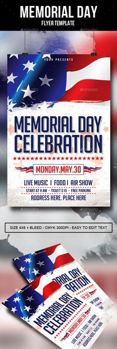 memorial day flyers - Vatozatozdevelopment