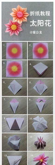 Pin by ashley elston on origami pinterest origami paper flower pin by ashley elston on origami pinterest origami paper flower tutorial and flower tutorial mightylinksfo