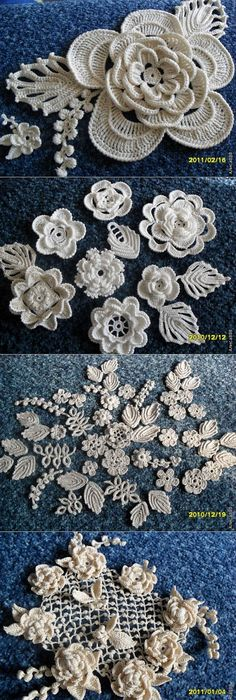 The ever elusive pattern crochet flowers crochet and flower alice my bulk flowers ik dt1010fo