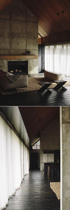 Ravishingly rustic forest hideaway with a track car centre 室内家居 pinterest kitchen ventilation kitchens and house