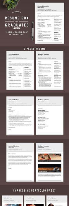 Professional Resume Template Kono Professional resume template - resume 1 or 2 pages