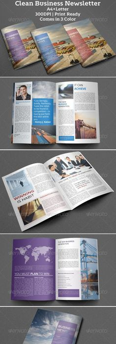 Free Indesign Newsletter Template Design No   Free Indesign