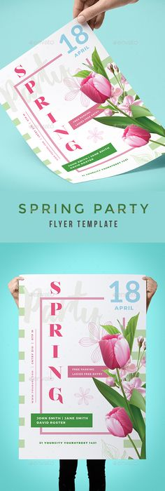 Cabana Lifestyle Party  Cabana Flyer Template And Template