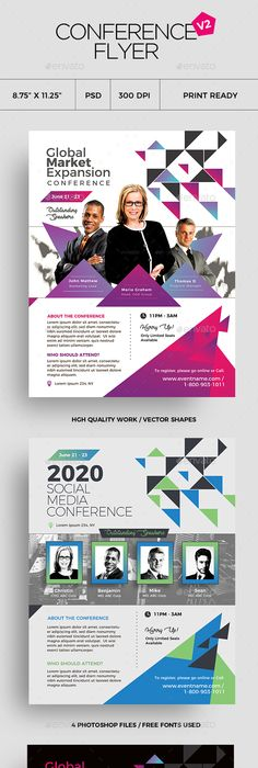 Christian Conference Church Psd Flyer Template  Http