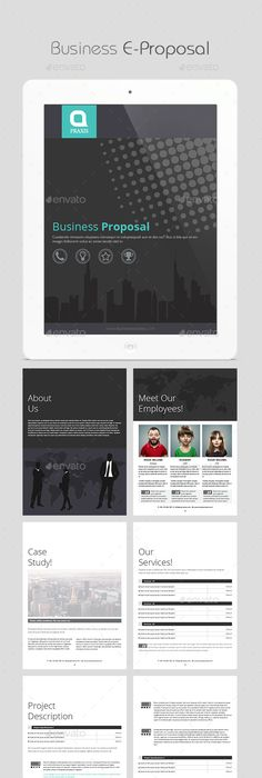 Corporate E-Book & E-Guide | Business Brochure, Brochures And Graphics