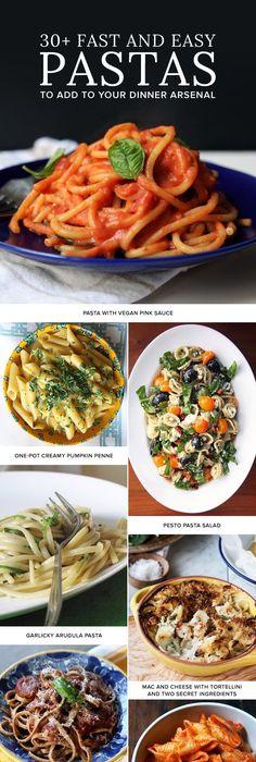 Espagueti al chiplote esta no es una receta tradicional mexicana 33 fast and easy pastas to add to your dinner arsenal forumfinder Choice Image