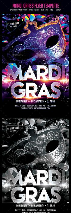 Dab Party Flyer Template Psd Design Download HttpGraphicriver