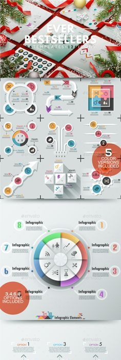 Business infographic diagrams v.02   Ai illustrator, Diagram and ...