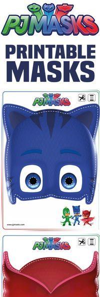 INSTANT DOWNLOAD PJ Masks Owlette Catboy Gekko Logo by ...