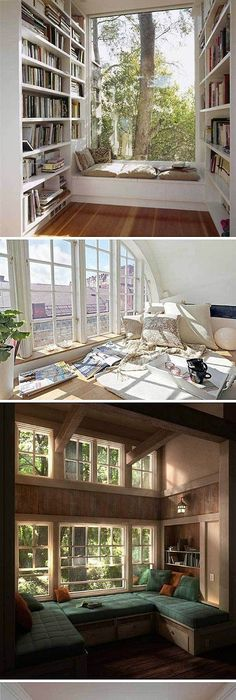 Bay Window Seats For The Modern Home | Window, Modern And Modern Window Seat
